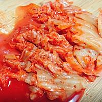 韩式五花肉辣白菜豆腐汤 思密达style 看韩剧必备宵夜的做法图解3