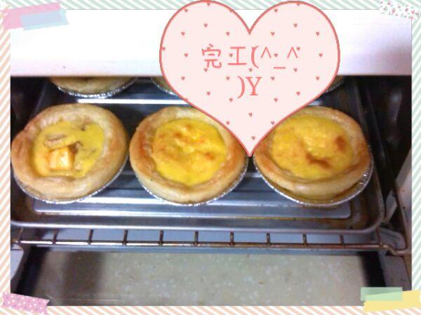 炒菜煲汤临锅时加入提鲜不口干 家庭自制蛋挞的做法步骤 小贴士 烤的