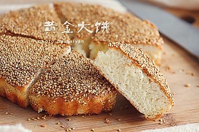 黄金大饼#飞利浦空气炸锅#