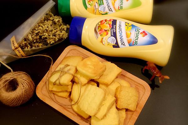 曲奇饼干#法国乐禧瑞,百年调味之巅#的做法