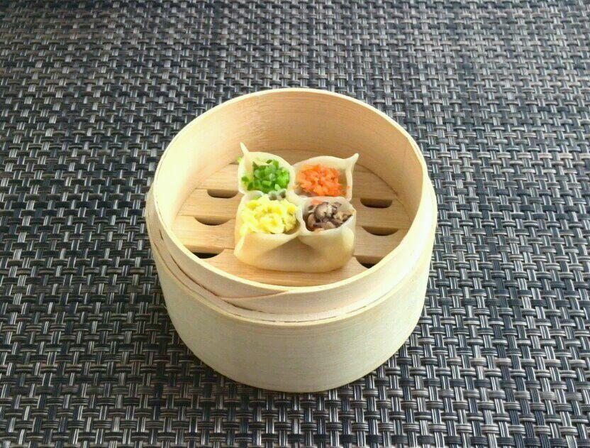 四喜蒸饺的做法图解8