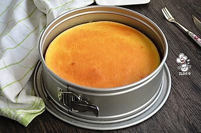 轻乳酪蛋糕 - 蛋糕不开裂入口即化