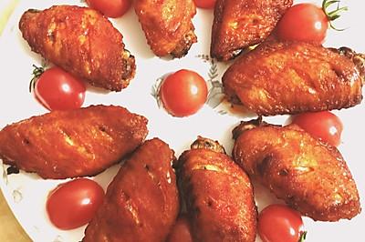 新奥尔良烤鸡翅
