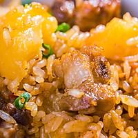 土豆烧排骨焖饭丨简单