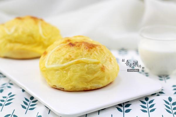 最佳早餐&营养芝士面包的做法