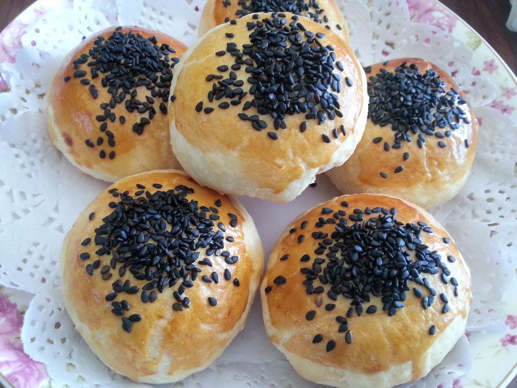 苏式月饼#长帝烘焙节#的做法_【图解】苏式月饼#长帝