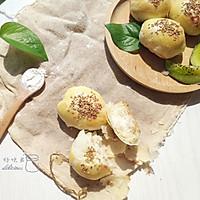 苏式椰蓉月饼