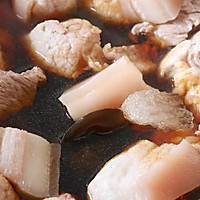 过年大菜-木耳魔芋红烧肉#盛世锦食・忆年味#的做法图解5
