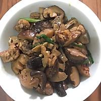 花菇莲藕蚝油炆排骨