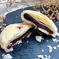 酥皮豆沙月饼#KitchenAid的美食故事#