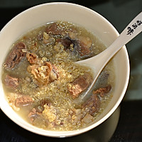 藜麦 炖羊肉