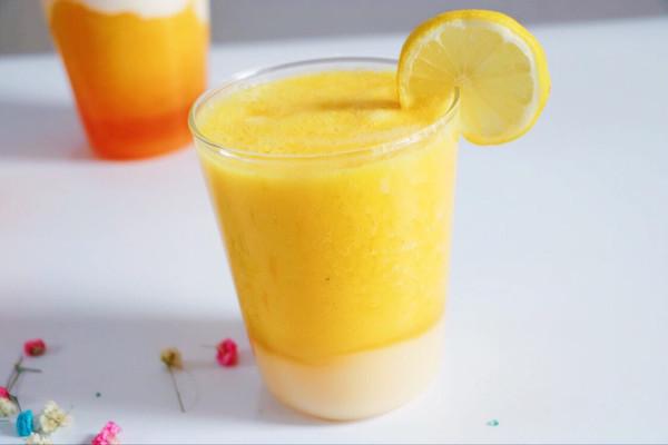 甜橙菠萝汁