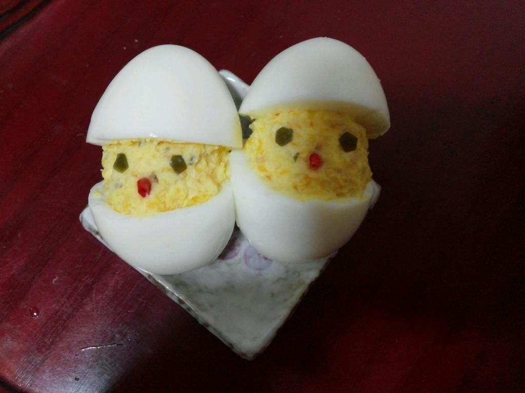 可爱鸡蛋的做法_【图解】可爱鸡蛋怎么做好吃_22