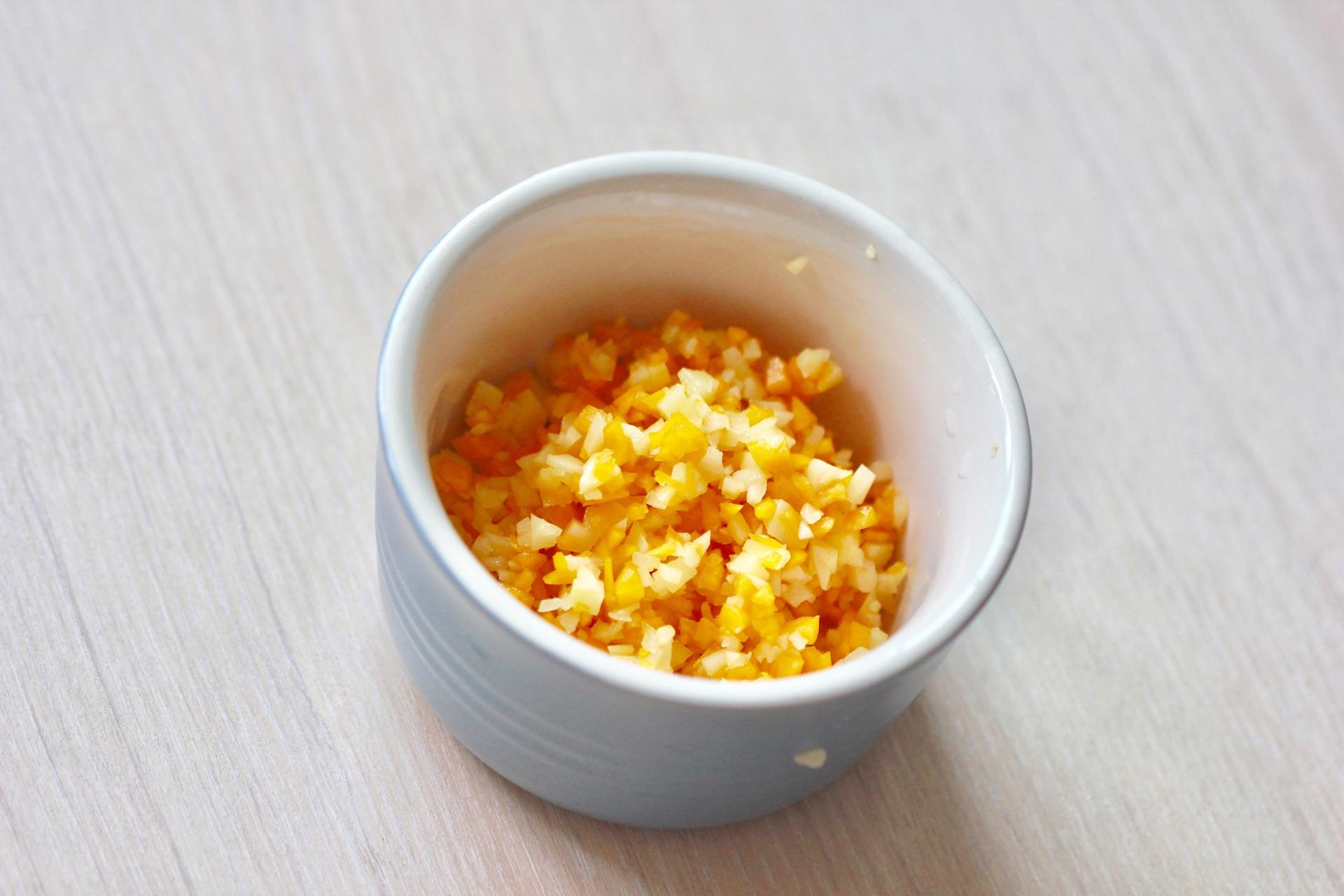 宝宝辅食:土豆南瓜小煎饼的做法