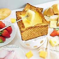 芝士面包火锅#KitchenAid的美食故事#