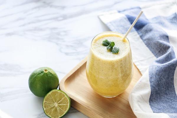 火龙果橙汁