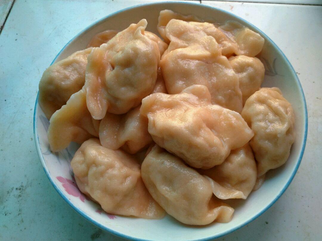 手工制作假饺子