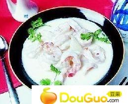 杏花村虾肉的做法