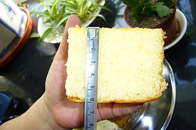 6寸小岛海绵蛋糕