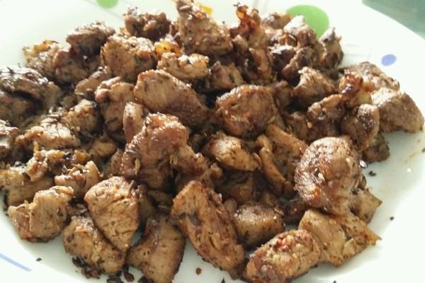 烤羊肉 (孜然羊肉)(羊肉串)的做法