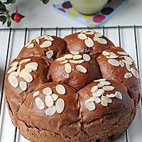 意式巧克力黑糖小餐包