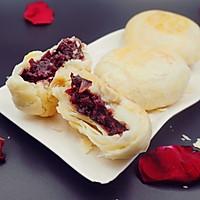 鲜花饼 附玫瑰酱做法的做法图解19