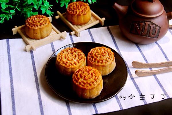 豆沙月饼的做法_【图解】豆沙月饼怎么做如何做好吃