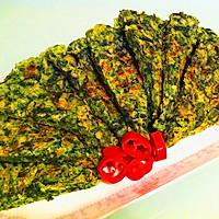 美味菠菜饼