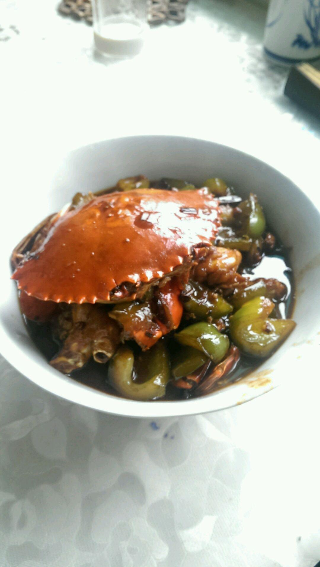 香辣蟹怎么烧