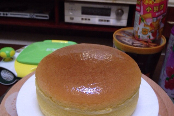 日式轻乳酪的做法