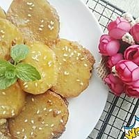 #厨此只外,锦享美味#土豆夹肉