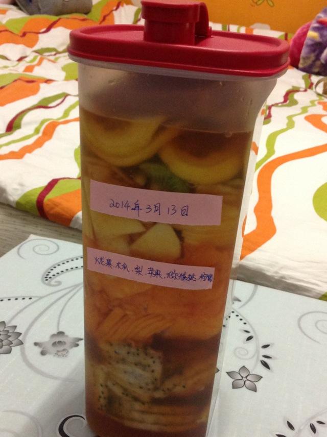 水果酵素的做法_【圖解】水果酵素怎麼做好吃_檸檬 ...