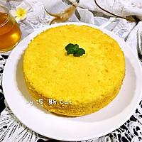纯蛋黄海绵蛋糕(6寸)#嘉宝笑容厨房#
