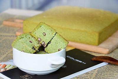 菠菜红豆海绵蛋糕——COUSS CM-1200出品