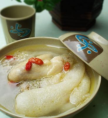 竹荪鸡汤的做法_【图解】竹荪鸡汤怎么做如何做好吃