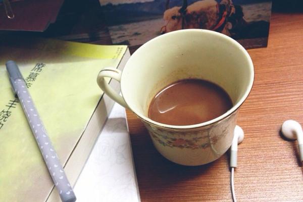 冬日悠闲热饮 燕麦巧克力的做法