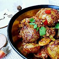 爆裂的小土豆连皮吃-每天摄入150g薯类-蜜桃爱营养师私厨