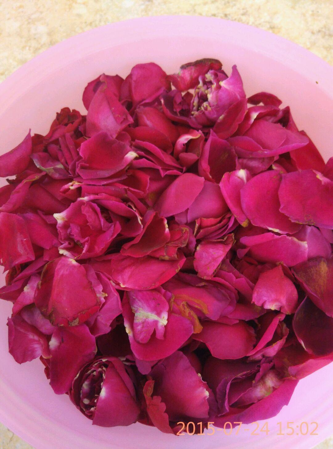玫瑰花酒的做法图解1