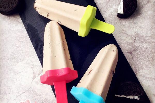 奥利奥雪糕#膳魔师夏日魔法甜品#的做法