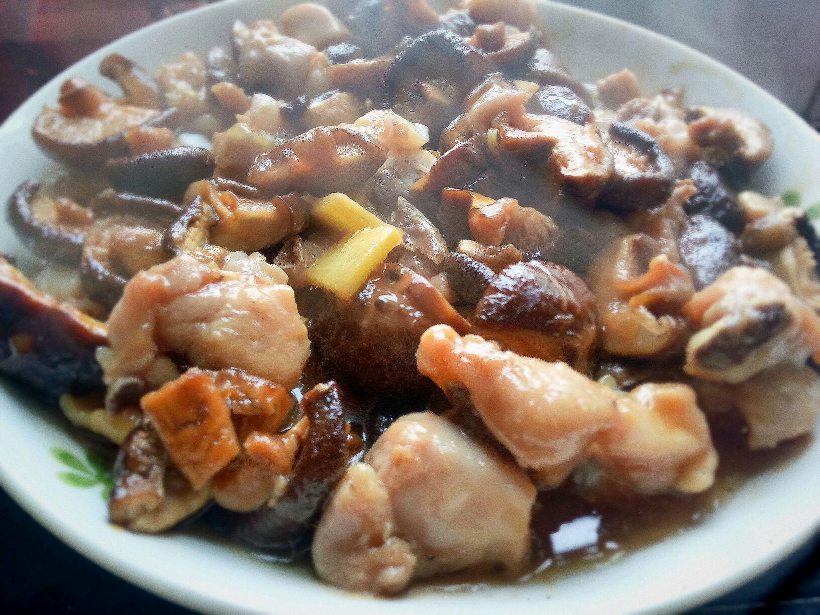 香菇蒸鸡的做法_【图解】香菇蒸鸡怎么做如何做好吃