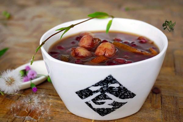 陈皮莲子红豆汤