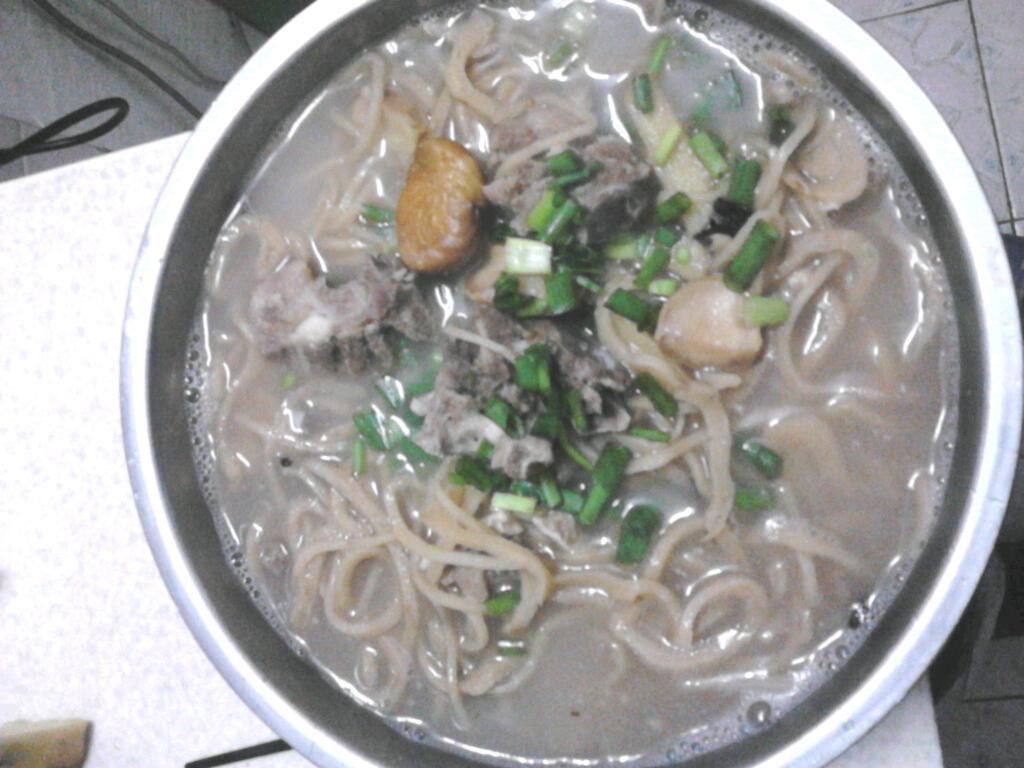 垂鱼骨头汤的做法_【图解】垂鱼骨头汤怎么做好吃