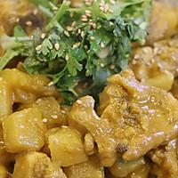 【彼得海鲜】家常菜快手菜之咖喱鸡块
