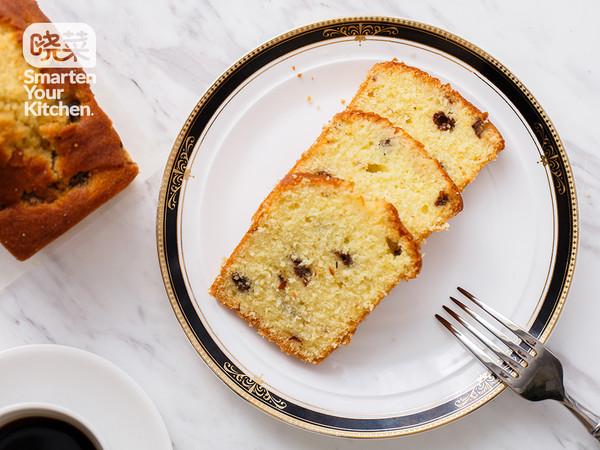 提子黄油蛋糕