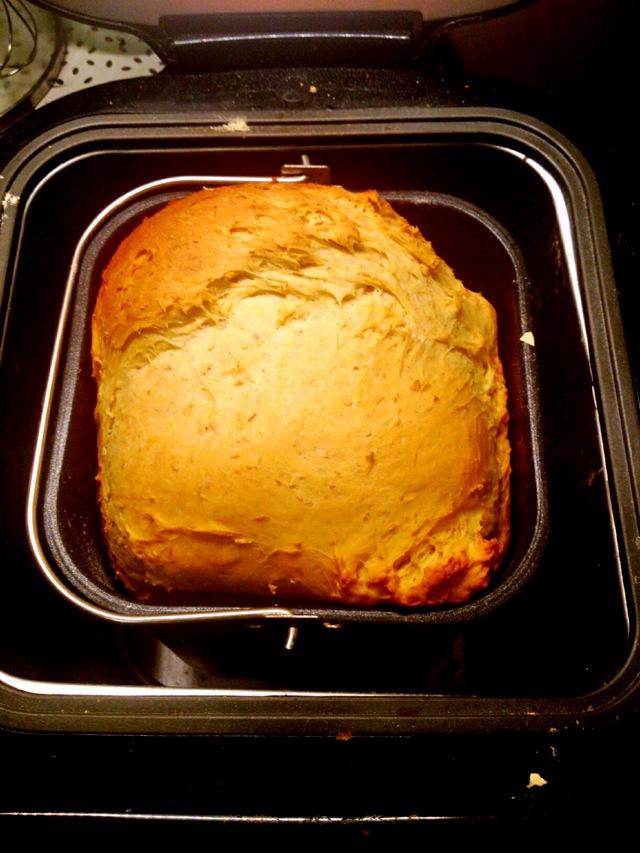 美的面包机全麦面包的做法图解4