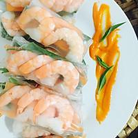越南风味大虾米纸春卷
