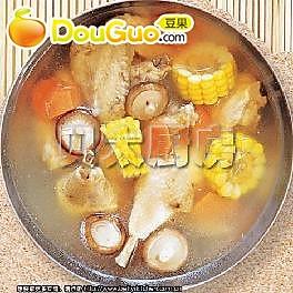仔鸡玉米汤的做法