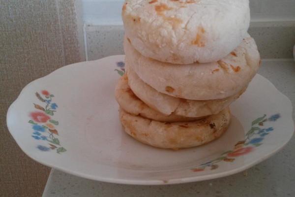 糖饼的做法_【图解】糖饼怎么做如何做好吃_糖饼家常