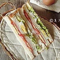 彩虹三明治