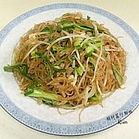 鹅肝酱炒粉丝